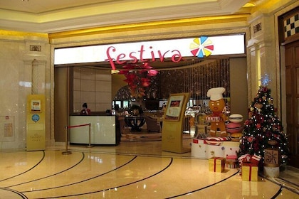Galaxy Festiva Buffet