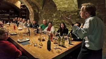 French Wine Tasting Class in a Parisian Cellar