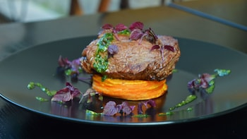 Gourmet 3-Course Dinner with Wine Pairings & Tasting Lesson