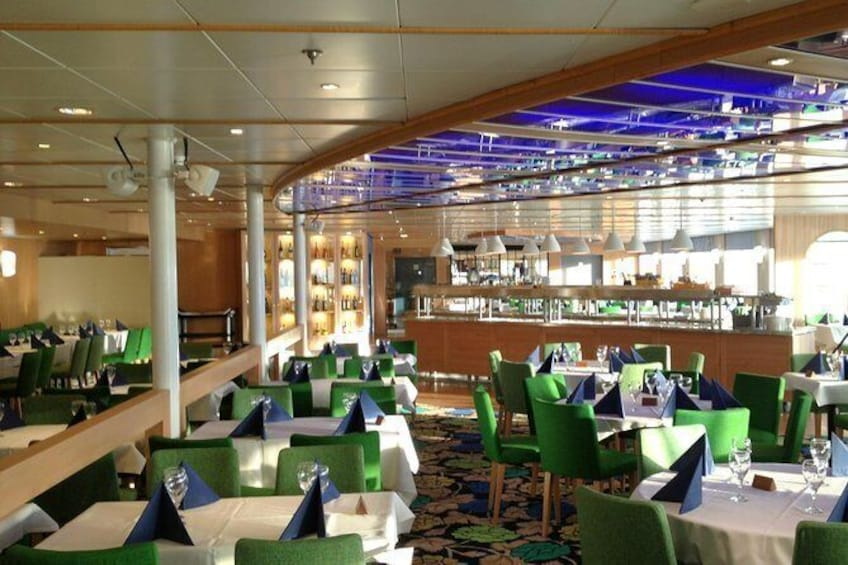 Show item 4 of 10. Luxury Day Trip to Tallinn with superior cabin VIP guide and lavish buffet