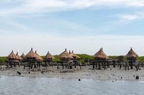Joal-Fadiouth (the shellfish island)
