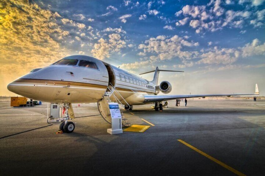 Ride From Indianapolis International Airport (IND)