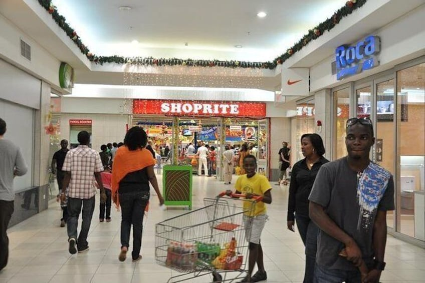 Show item 3 of 5. Lagos City and Shopping Tour