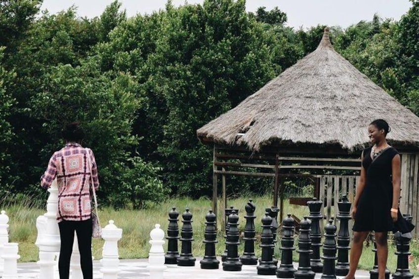 Show item 2 of 5. Giant Chess