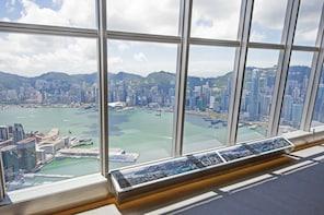 Sky 100 香港觀景台門票
