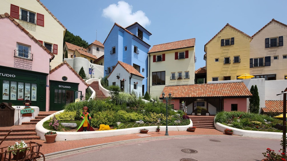 Show item 1 of 5. Colorful buildings of Petite France