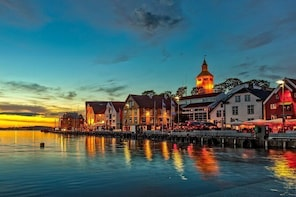 Stavanger (SVG) to City Center to Airport - Private Transfer