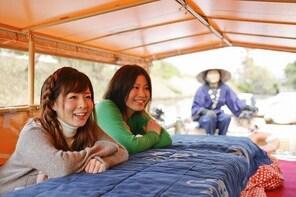 Tour around Matsue Horikawa