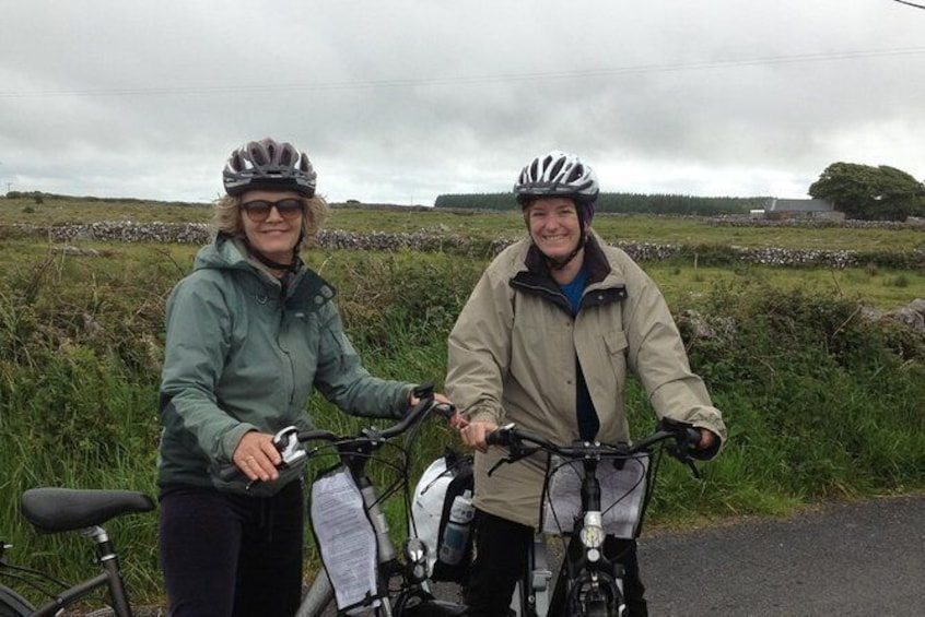 Show item 1 of 6. Private Guided Electric Bike Tour of the Burren