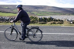 Guided Tour of the Burren on Electric Bikes