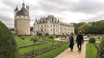 Excursion de 3 jours : Normandie, Saint-Malo, Mont-Saint-Michel et châteaux...