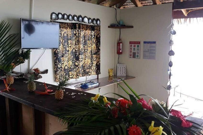 Show item 2 of 10. tahiti iti pearl farm - La Ferme Perlière Touristique