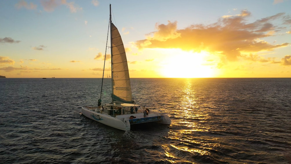 Show item 4 of 9. Catamaran Sunset Cruise