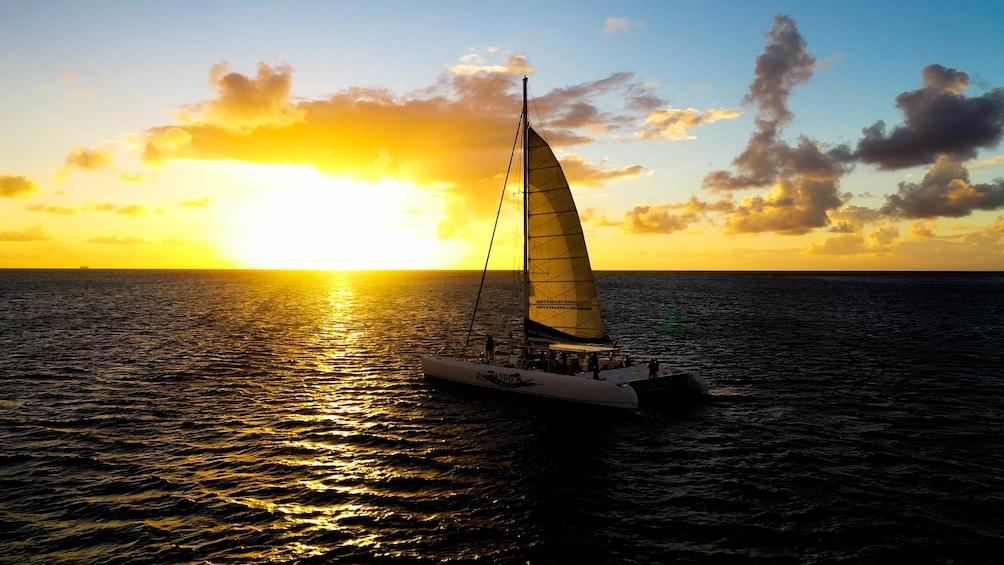 Show item 5 of 9. Catamaran Sunset Cruise