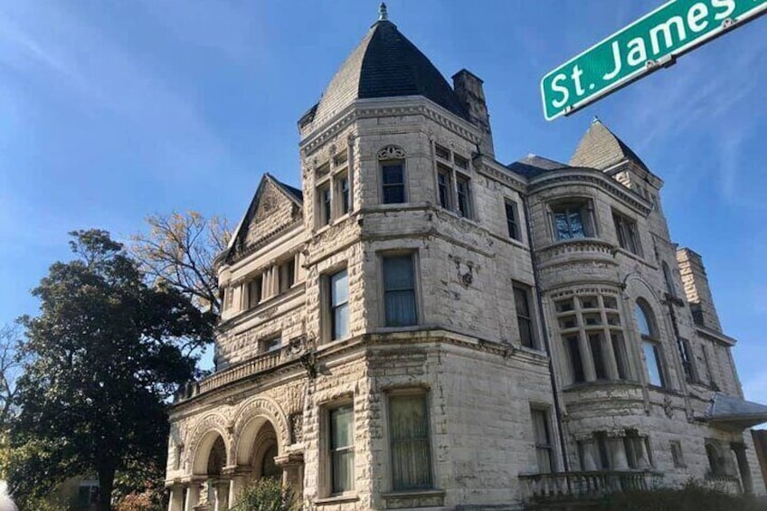 Conrad' Castle is open for tours!
