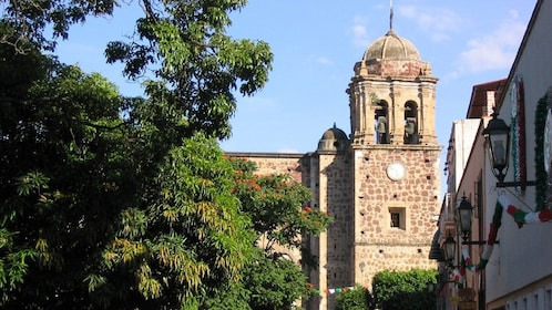 Church of Our Lady of Guadalupe in Jalisco