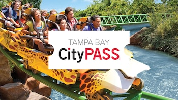 Tampa Bay CityPASS: Admission to Top 5 Tampa Attractions