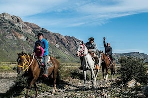 Horseback riding Bonanza - El Chalten