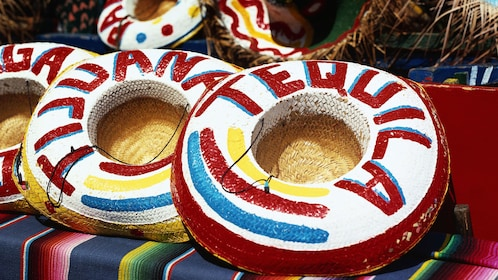 hand painted hats for sale in Mexico