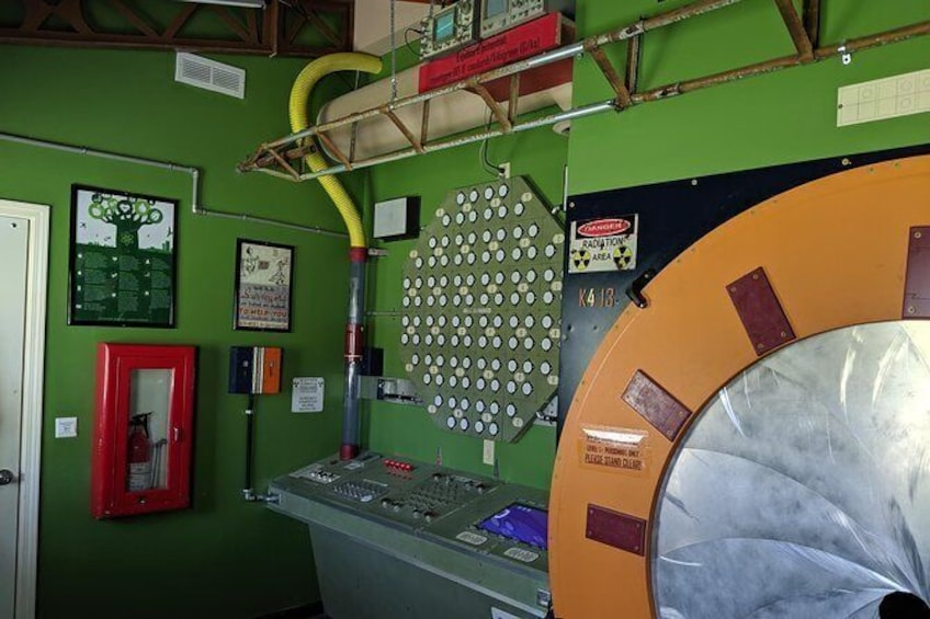 """Show item 1 of 6. Escape Room: """"Meltdown"""" - a 60 minute Nuclear Catastrophe challenge"""