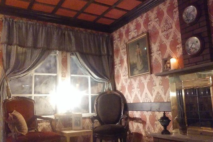 """Show item 1 of 3. Haunted Escape Room: """"The Dwelling"""" 60 minute multi-level manor (not """"scary"""")"""