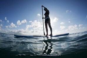 Stand Up Paddle Boarding Jeffreys Bay