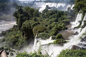 Full-Day Iguazu Falls and Itaipu Dam Plane Tour from Asuncion