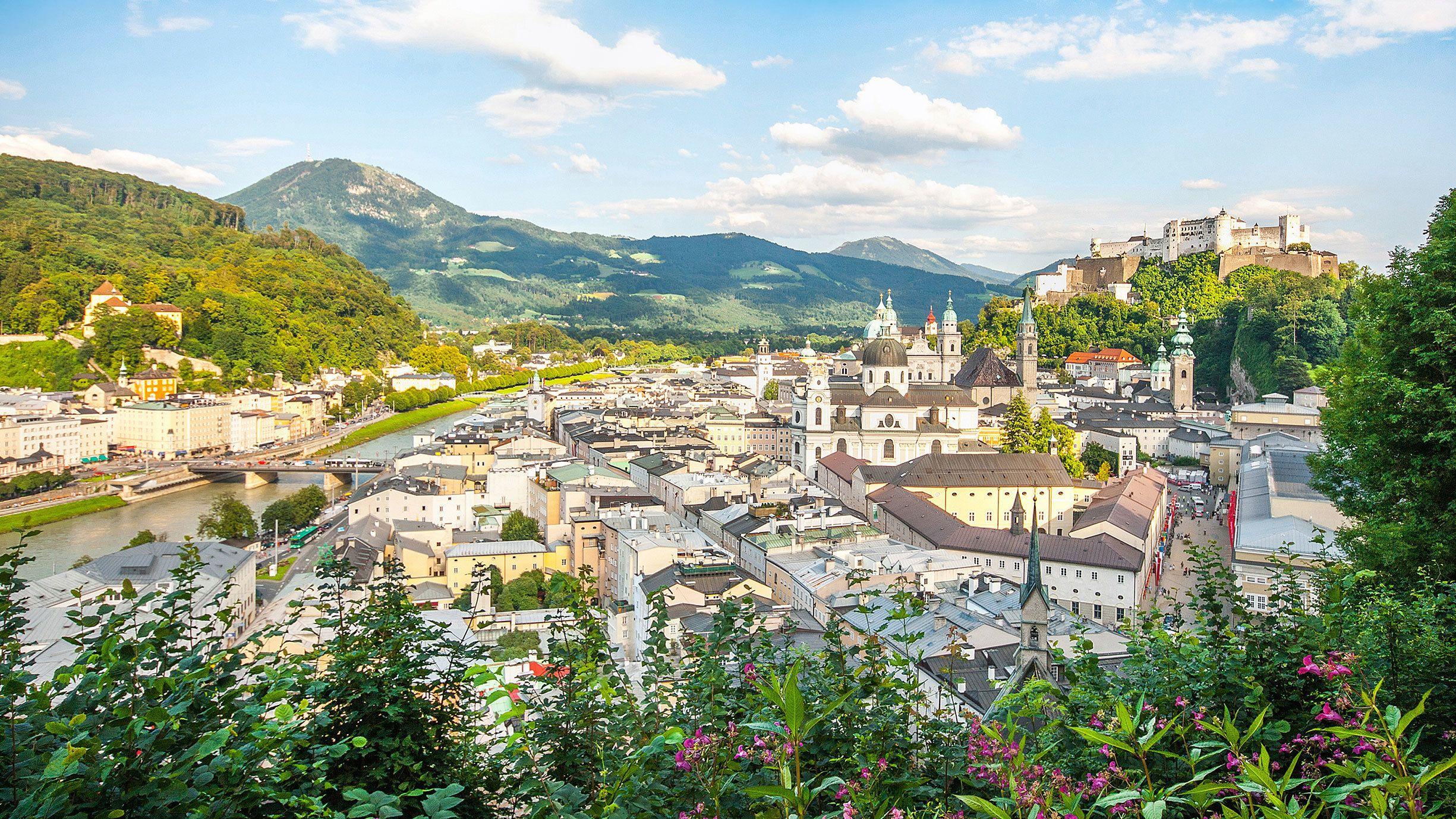 Salzburg Day Trip by Train