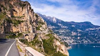 Tur Til Amalfi Kysten Med Valgfri Badoplevelse