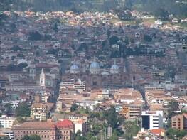 Cuenca City tour & Turi viewpoint