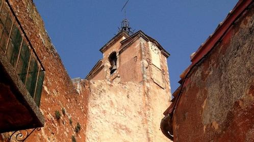 Old buildings in Avignon