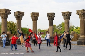 Private tour: Echmiadzin (Cathedral), St.Hripsime & St. Gayane, Zvartnots T...