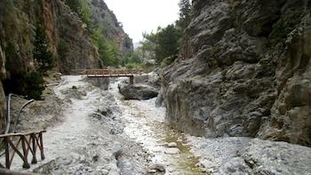 Imbros Gorge Walking Tour