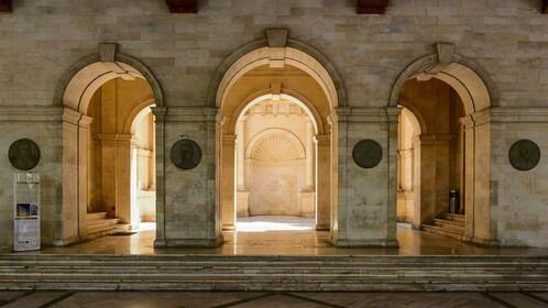 Stunning architecture in Heraklion