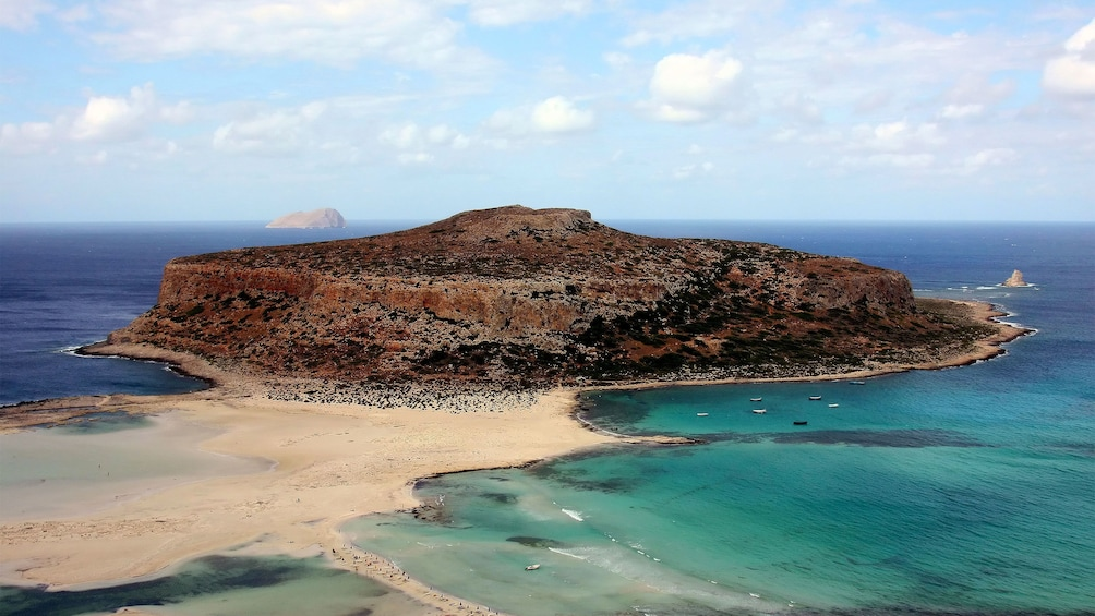 Balos Bay in Greece
