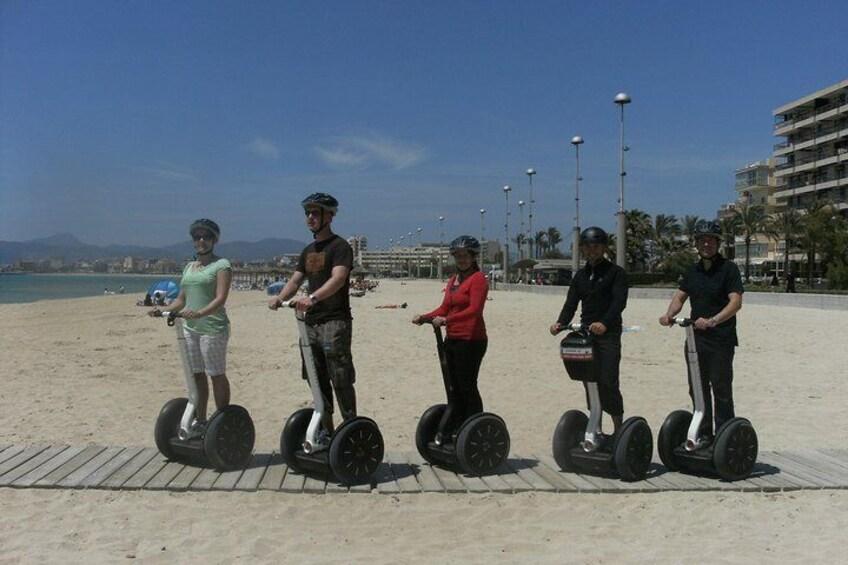 Palma de Mallorca Segway Tour