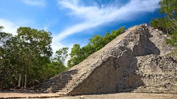 Premium Mayan Adventure: Cobá, Cenote Swim, Bike & Lunch