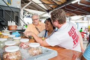 Show item 2 of 8. Small-Group Panama City Food Tour