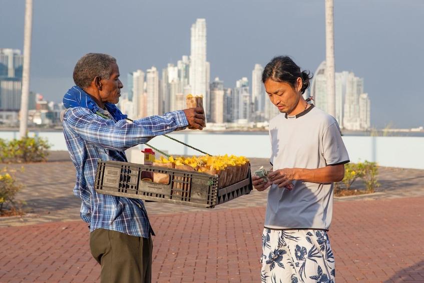 Show item 8 of 8. Small-Group Panama City Food Tour