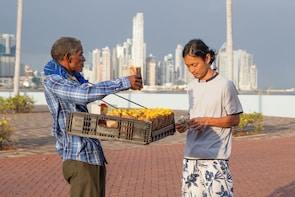 Show item 3 of 8. Small-Group Panama City Food Tour