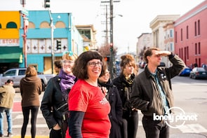 Lonely Planet Experiences: Food & Street Art of the Mission