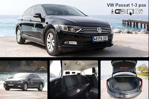 Private Airport Transfers: From Fethiye/Oludeniz to Dalaman Airport