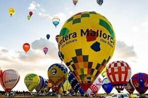 Volar en globo: Una aventura entre el cielo y la tierra