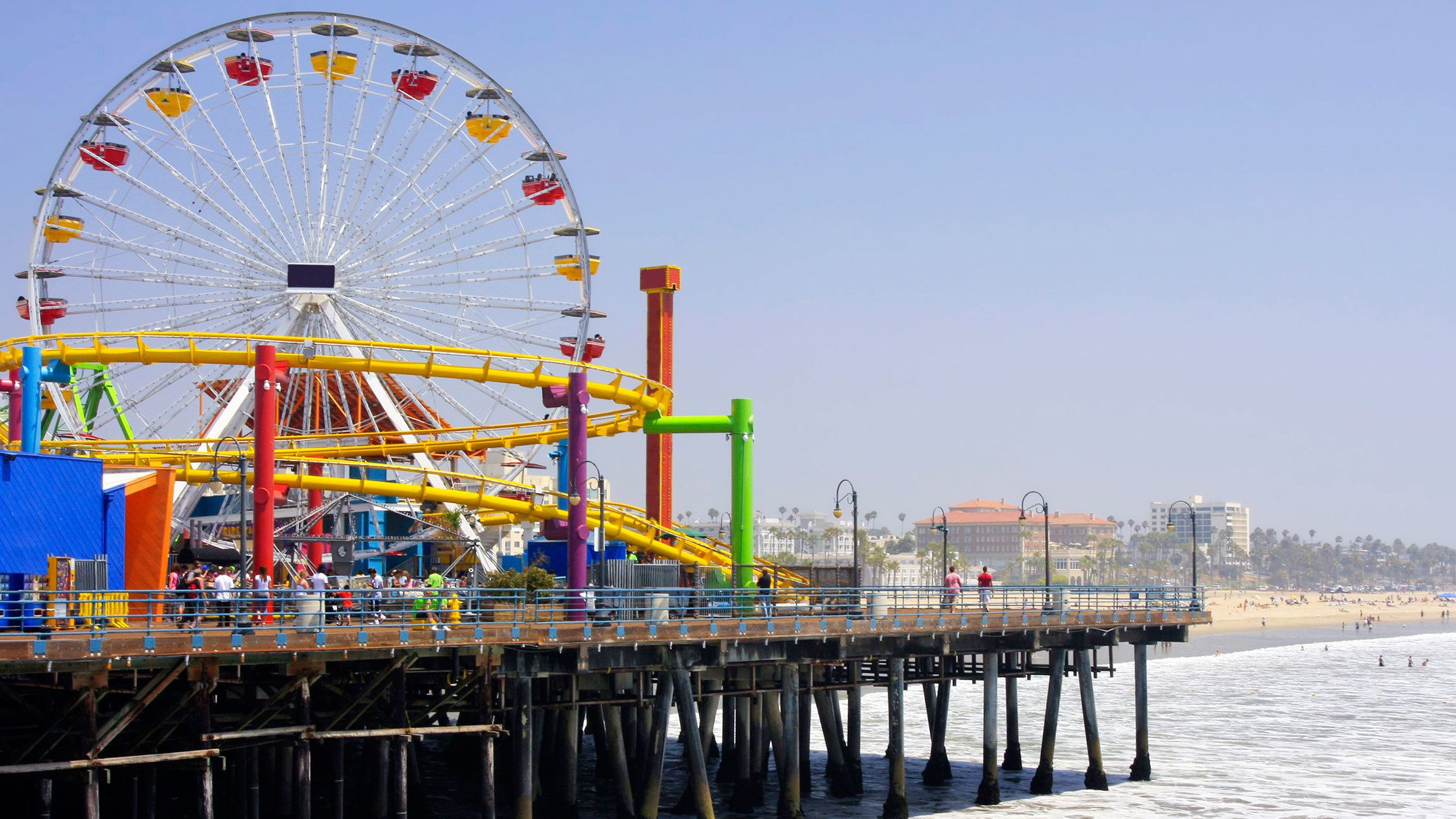 LA Hollywood & Beaches Tour