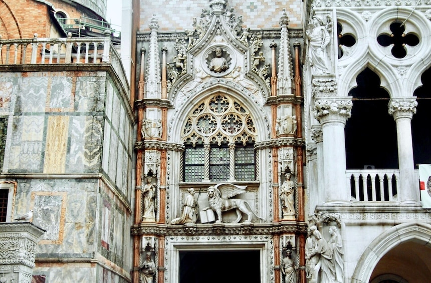 Show item 2 of 10. Skip-the-Line: Doge's Palace and Saint Mark's Basilica tour