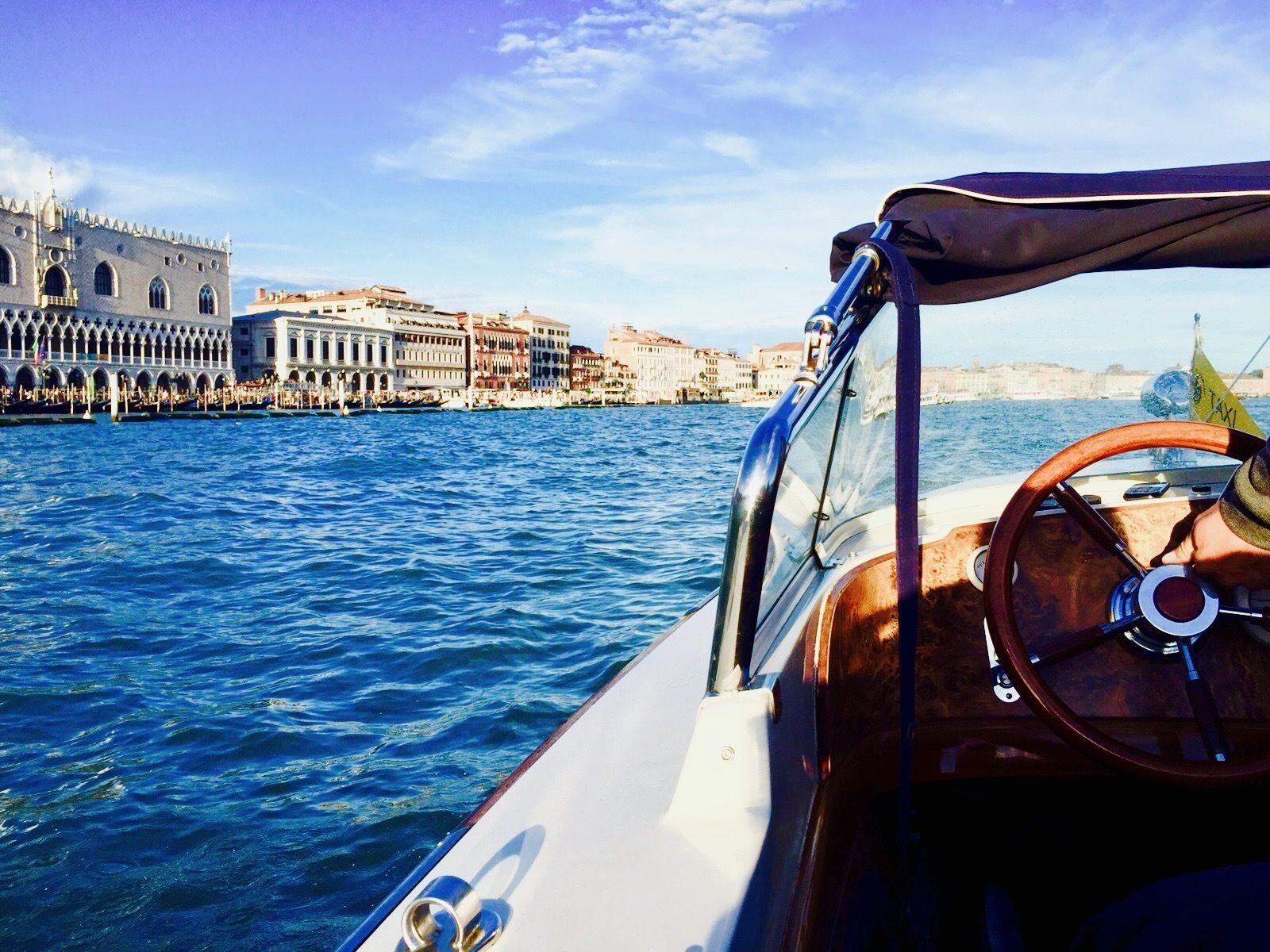 Markusdom und Dogenpalast mit Bootsfahrt auf dem Canal Grande