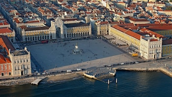 Imperial Lisbon by Helicopter