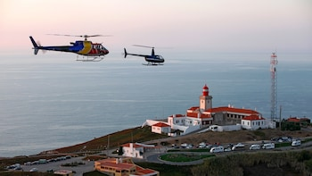 WESTERN POINT IN EUROPE, FLY TO CABO DA ROCA AND SINTRA