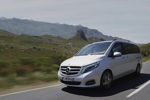 Private Transfer From Bergen Airport to City Centre