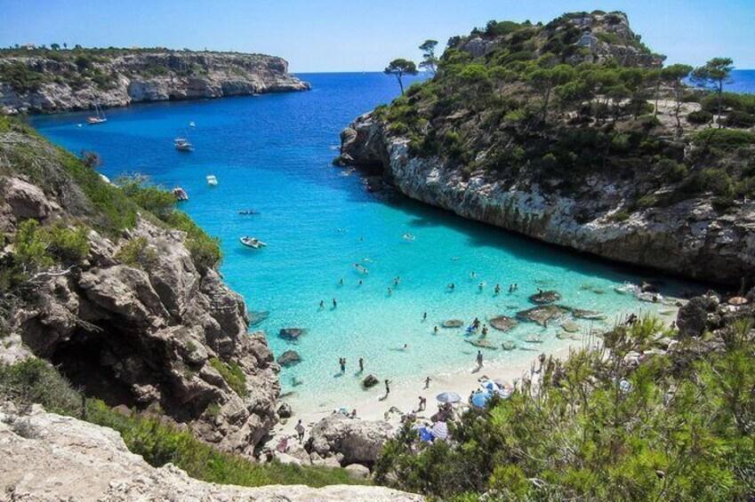 Show item 4 of 7. Private Transfer from Cala Mesquida to Mallorca airport (PMI)